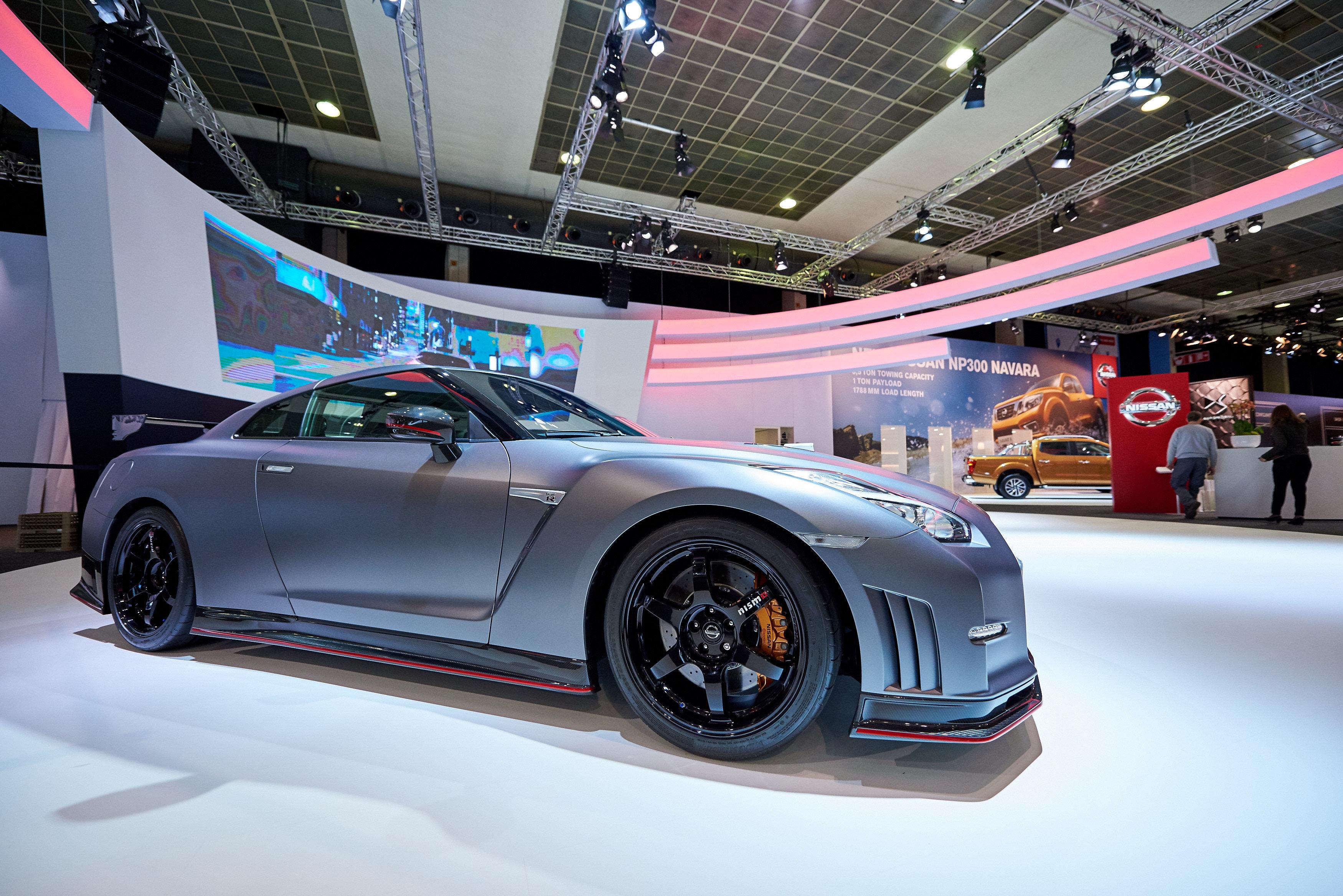 GT-R NISMO - European Motorshow Brussels 2016