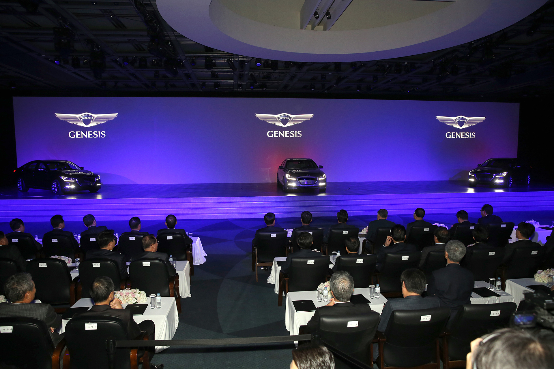 Genesis G90 - Brand Launch Event 2015 - photo