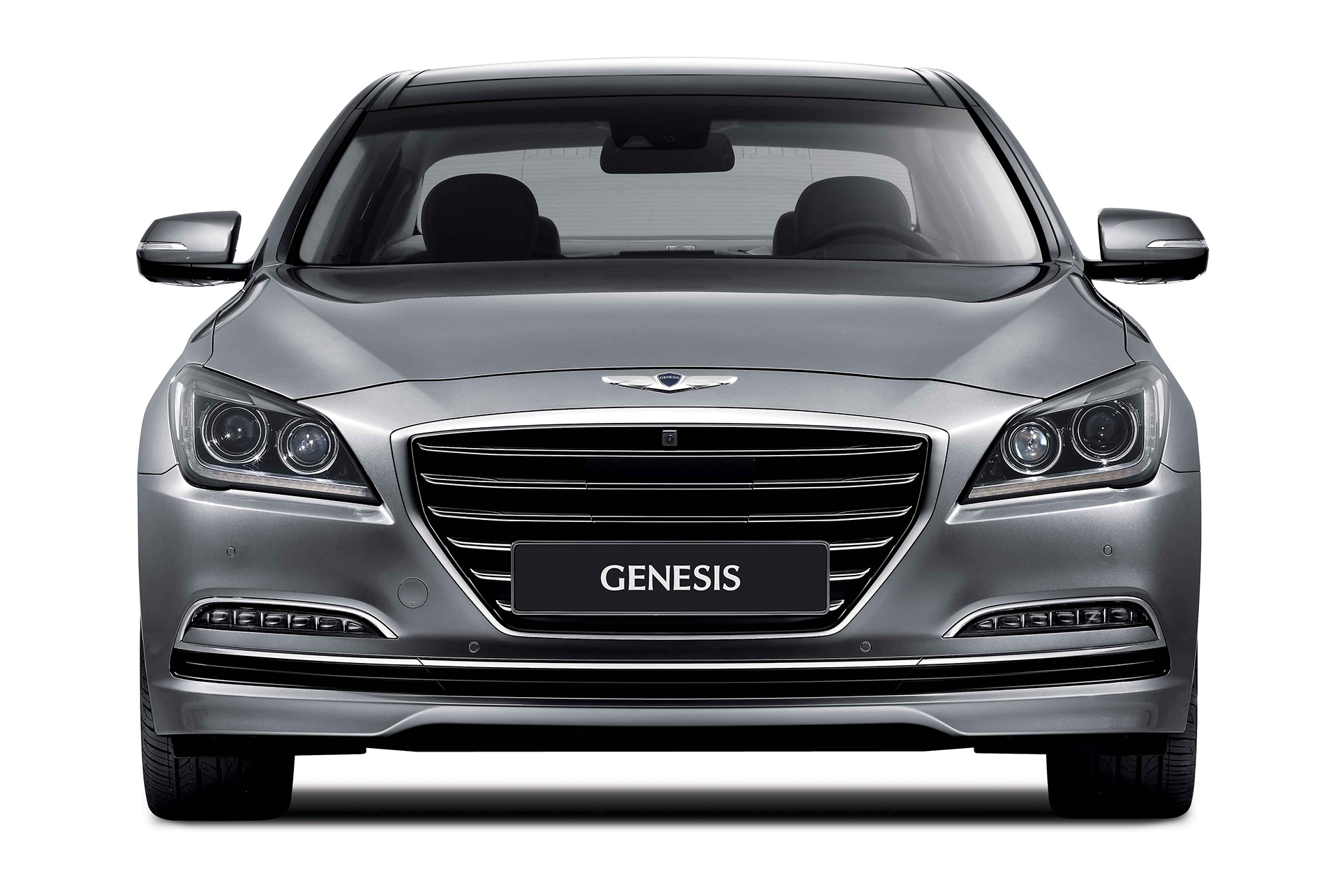 Genesis G90 - 2016 - front / avant