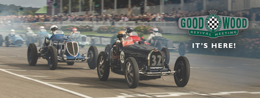 Goodwood Revival - 2016 - cover