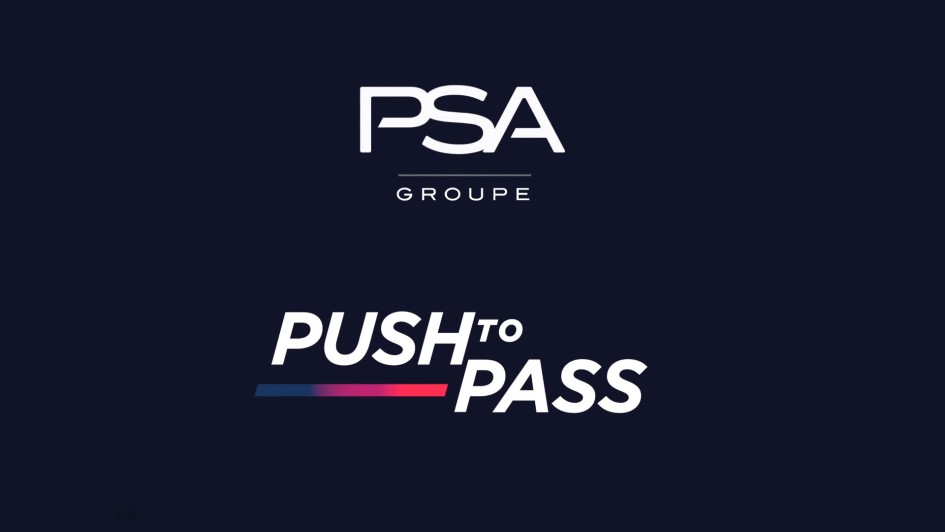 Push To Pass - Groupe PSA - 2016
