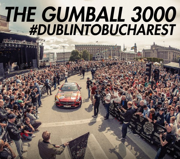 Gumball 3000 - cover 2016