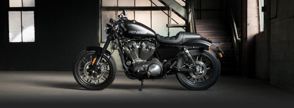 Harley-Davidson Roadster - 2016 - side-face / profil