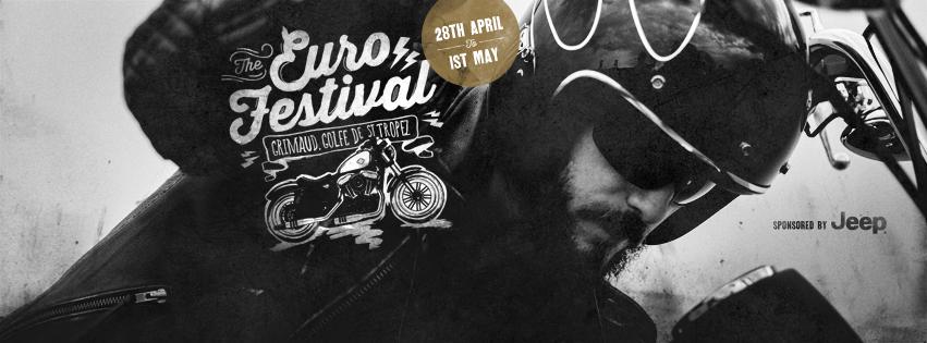 Harley Davisdon Euro Festival 2016 - cover