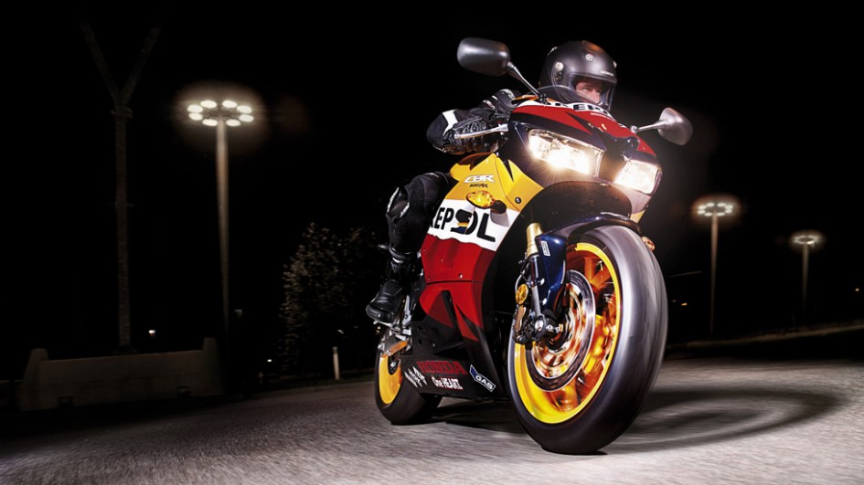 CBR 600 RR 2013 - Honda
