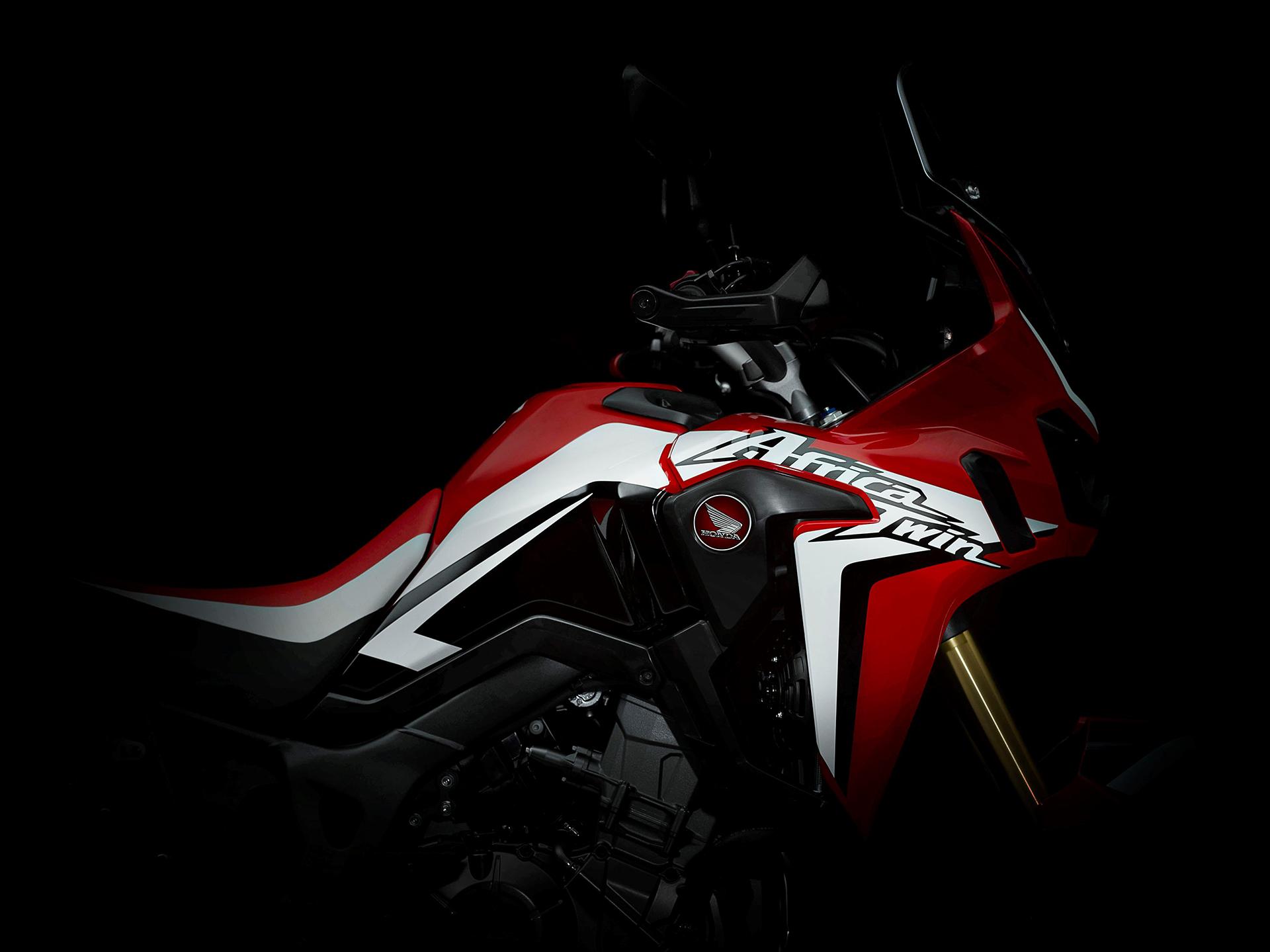 Honda CRF1000L Africa Twin - teaser 2015