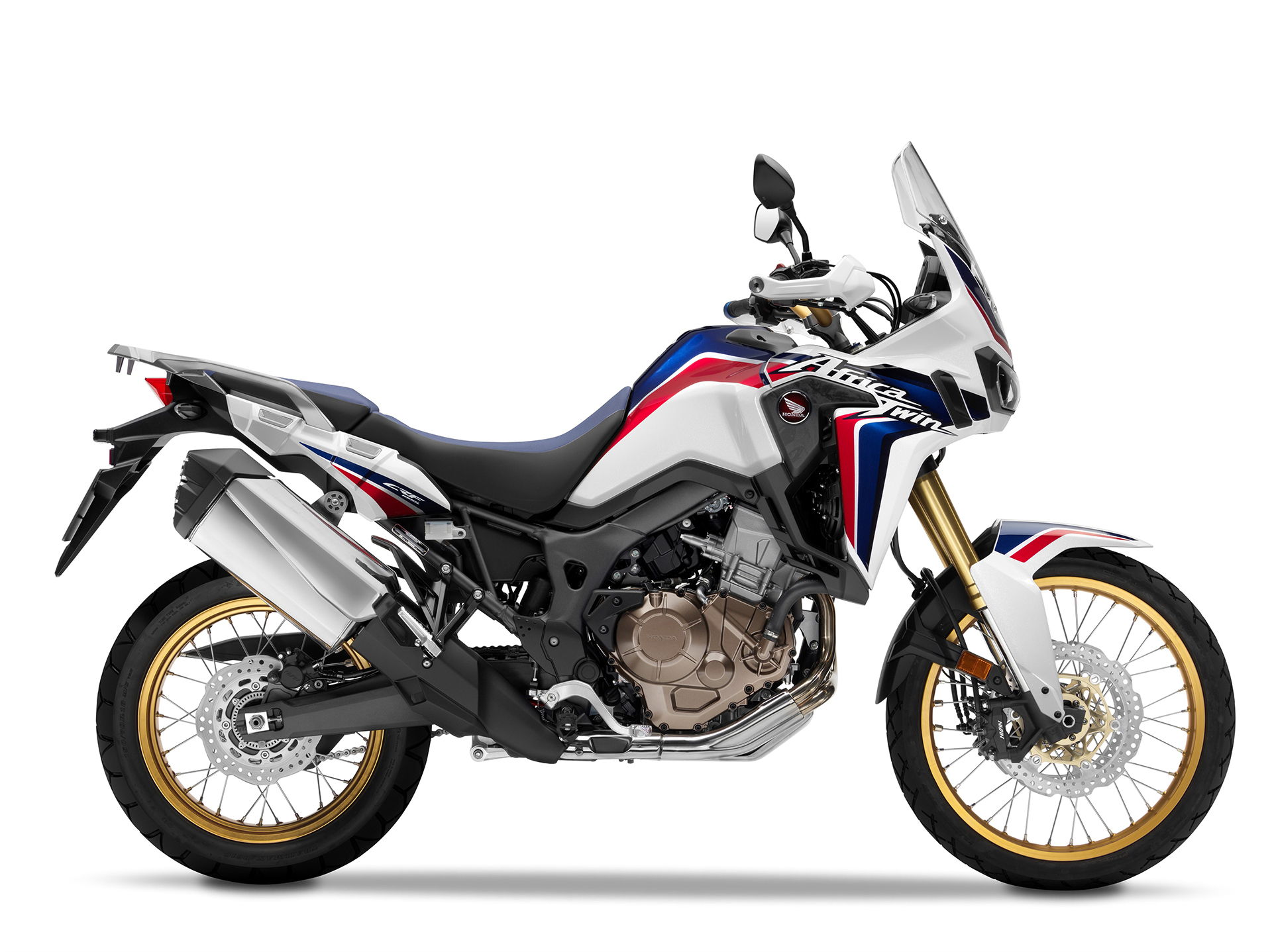 Honda CRF1000L Africa Twin - 2016 - profil / side-face