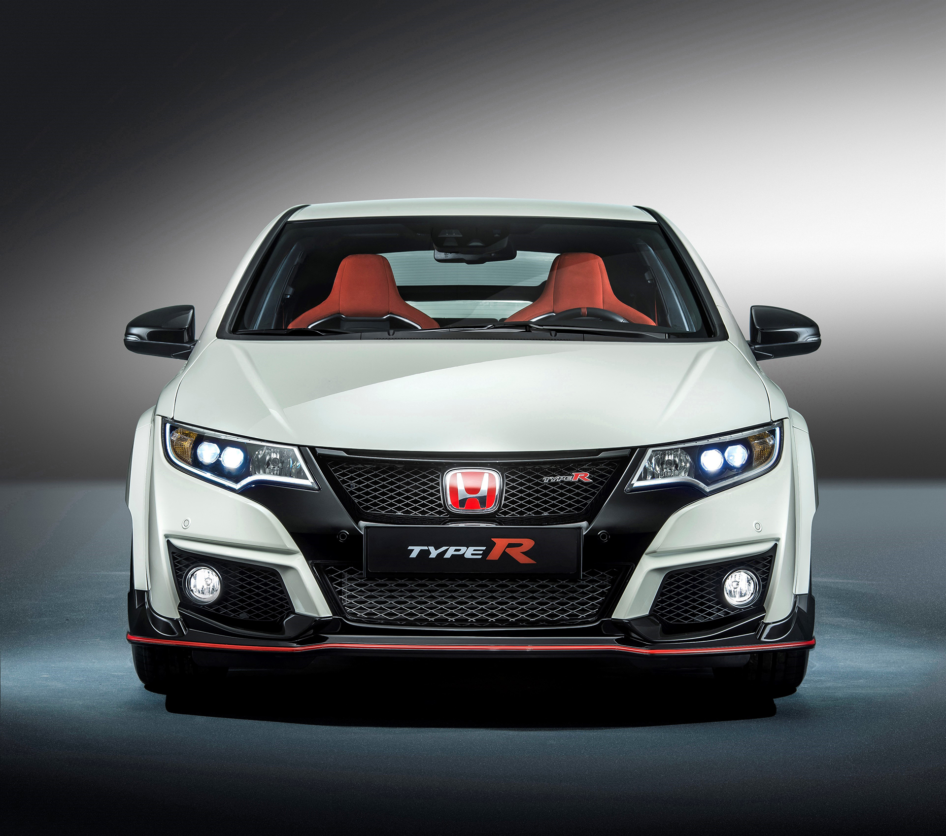 Honda Civic Type R - 2015 - front-face / face avant