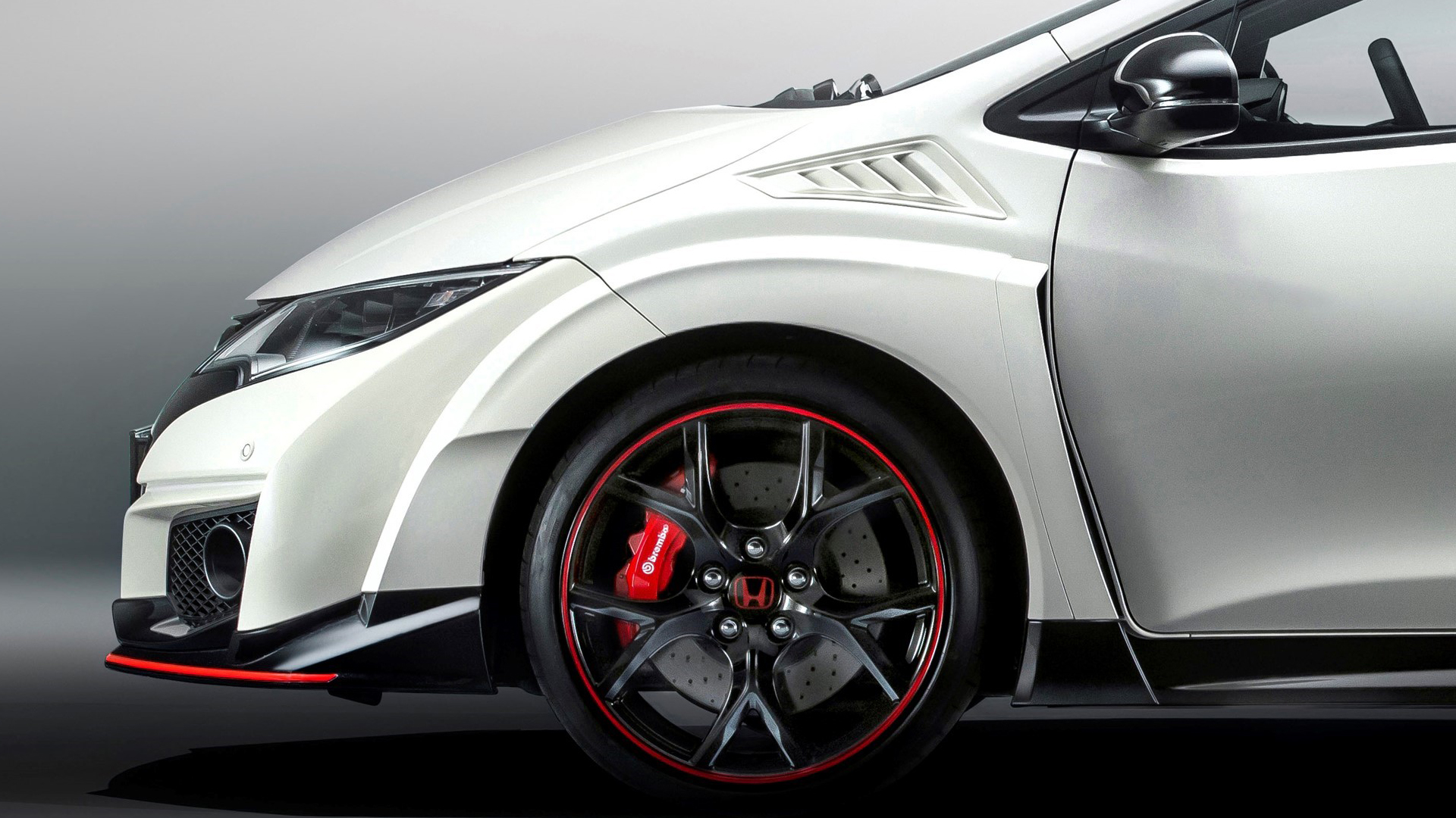 Honda Civic Type R - 2015 - wheel / jante