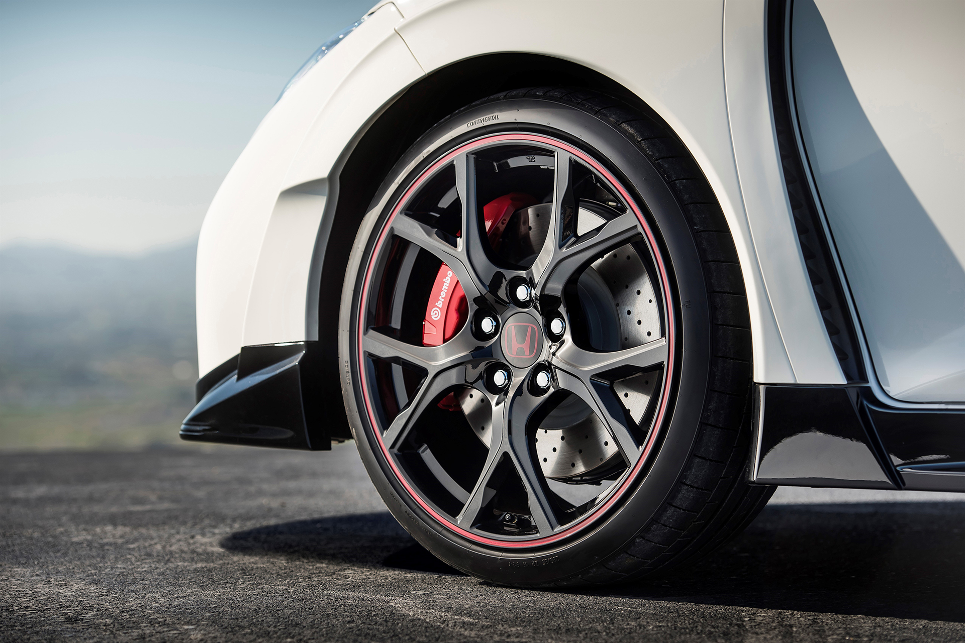 Honda Civic Type R - 2015 - wheel / roue