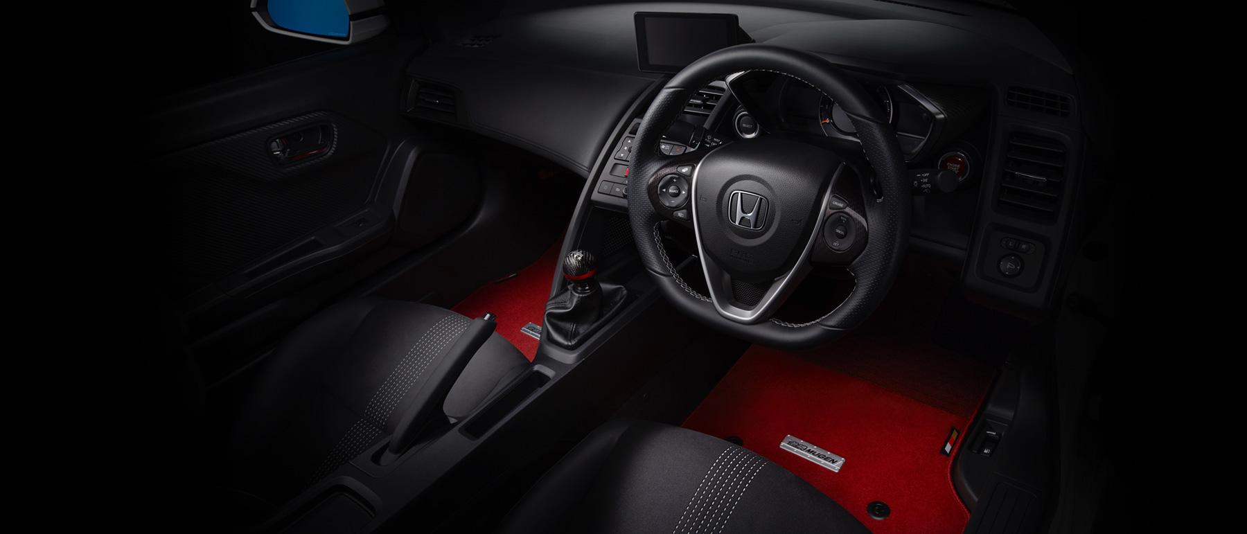 Honda S660 Mugen -2016 - interior / intérieur