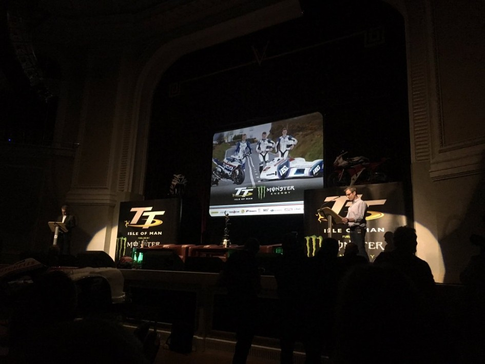 IOM TT - 2016 - launch party