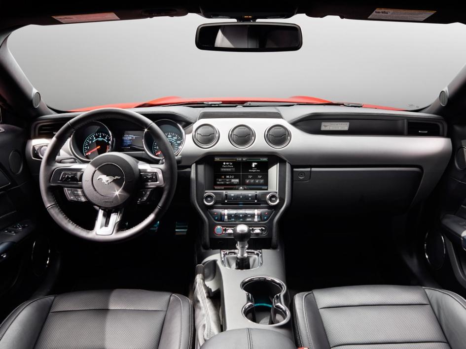 Intérieur Mustang VI