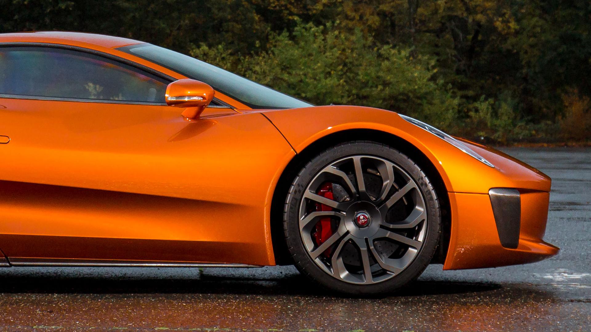 Jaguar C-X75 - Spectre - 2015 - jante / wheel