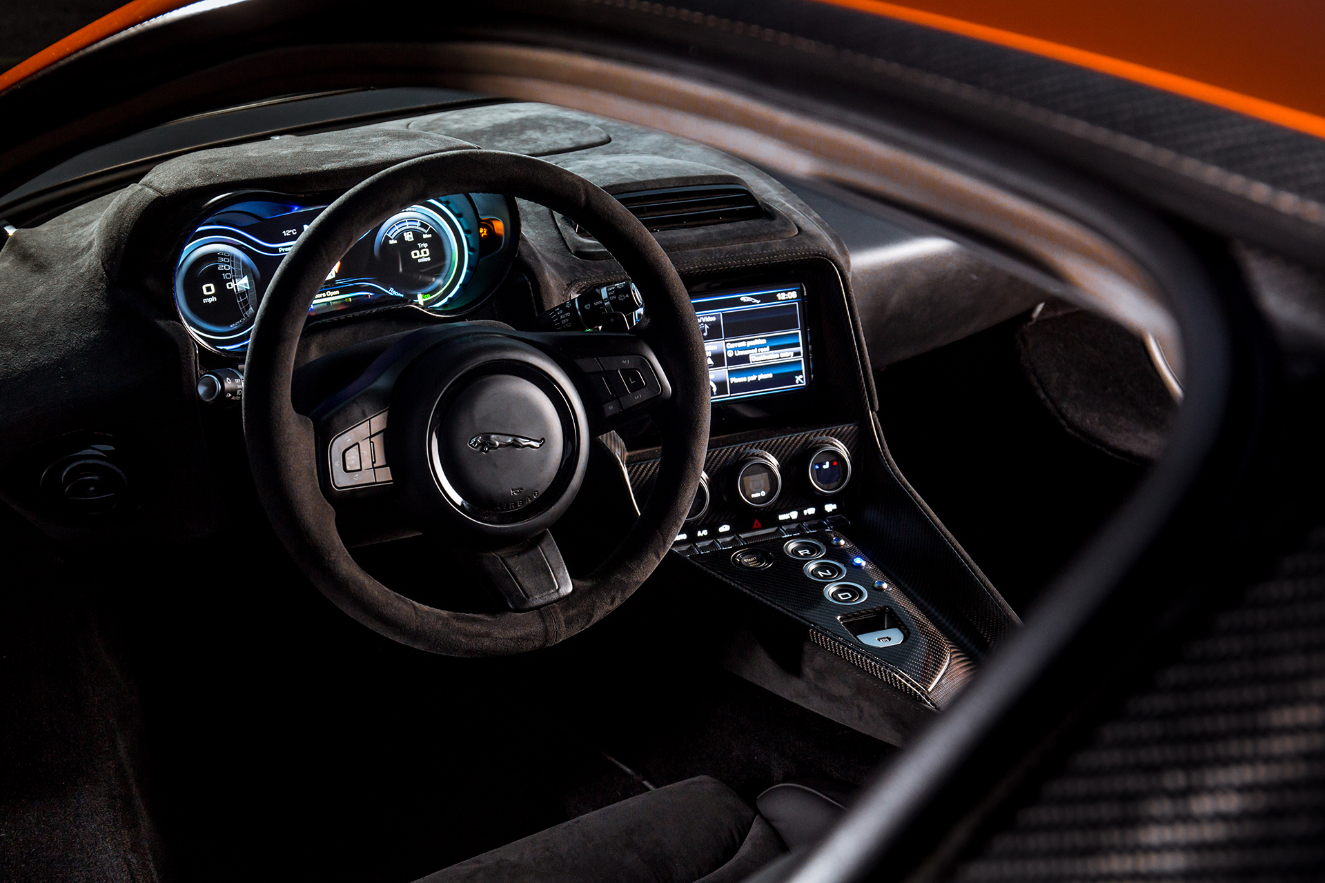Jaguar C-X75 - Spectre - 2015 - volant / racing wheel