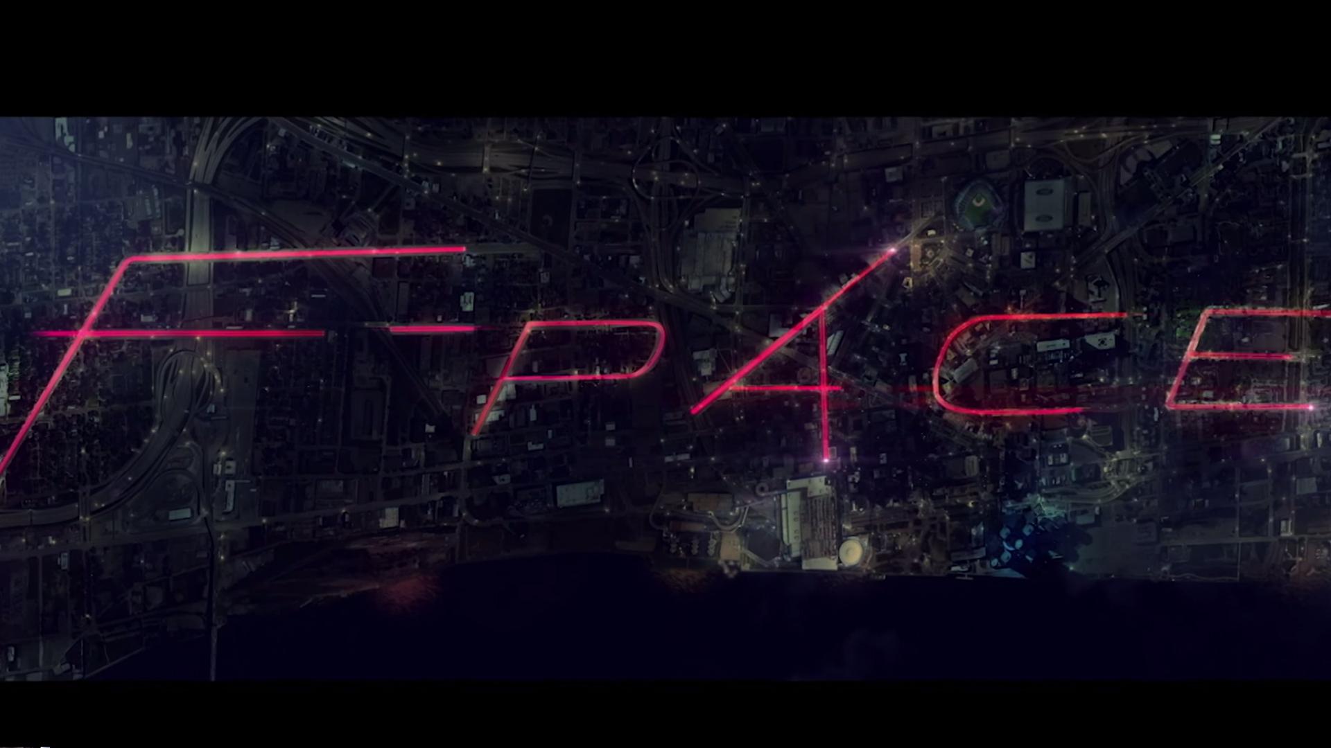 Jaguar F-PACE - teaser