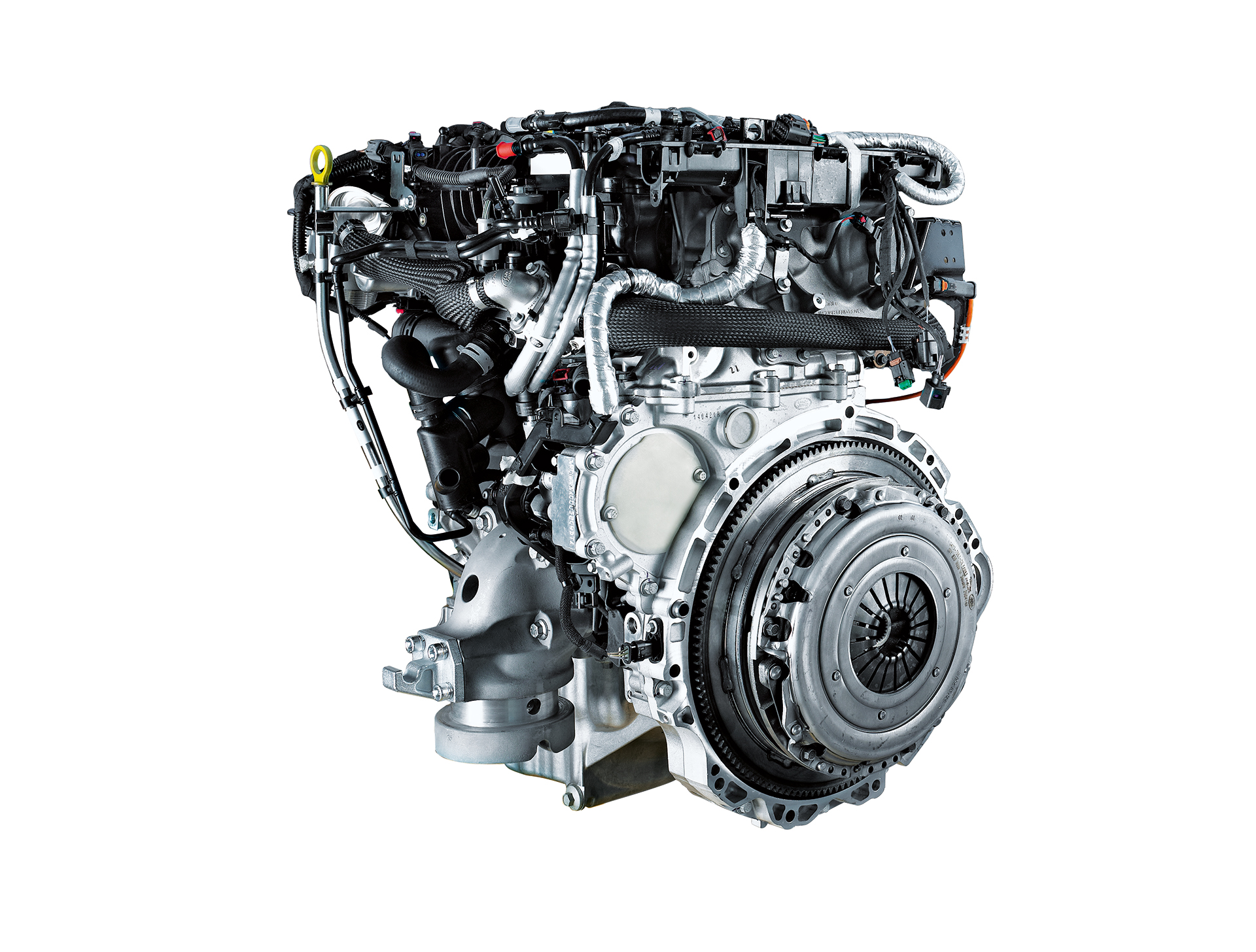 Jaguar FPACE - Ingenium  Engine