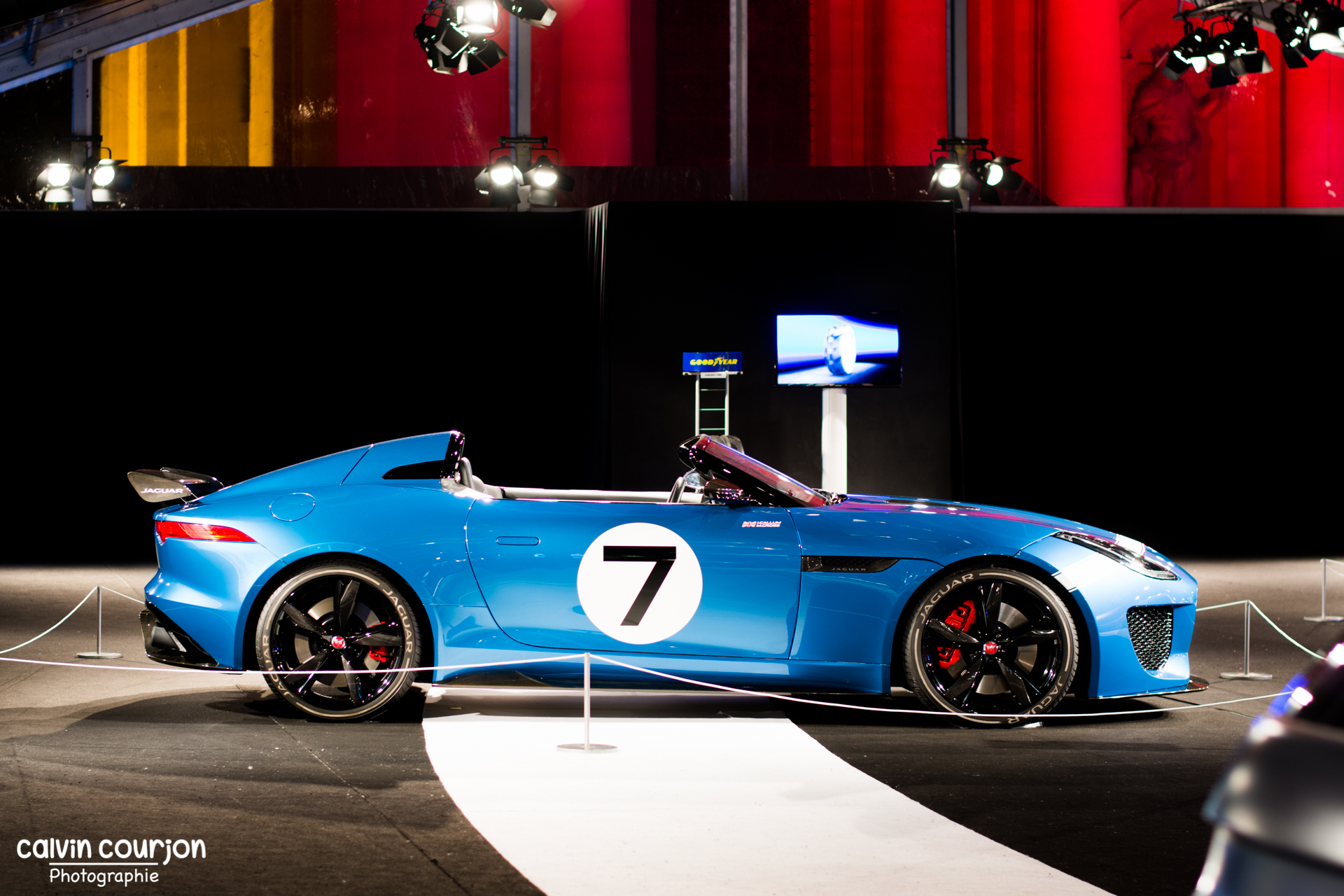 Jaguar Project 7 - FAI 2015 - Paris - Calvin Courjon Photographie
