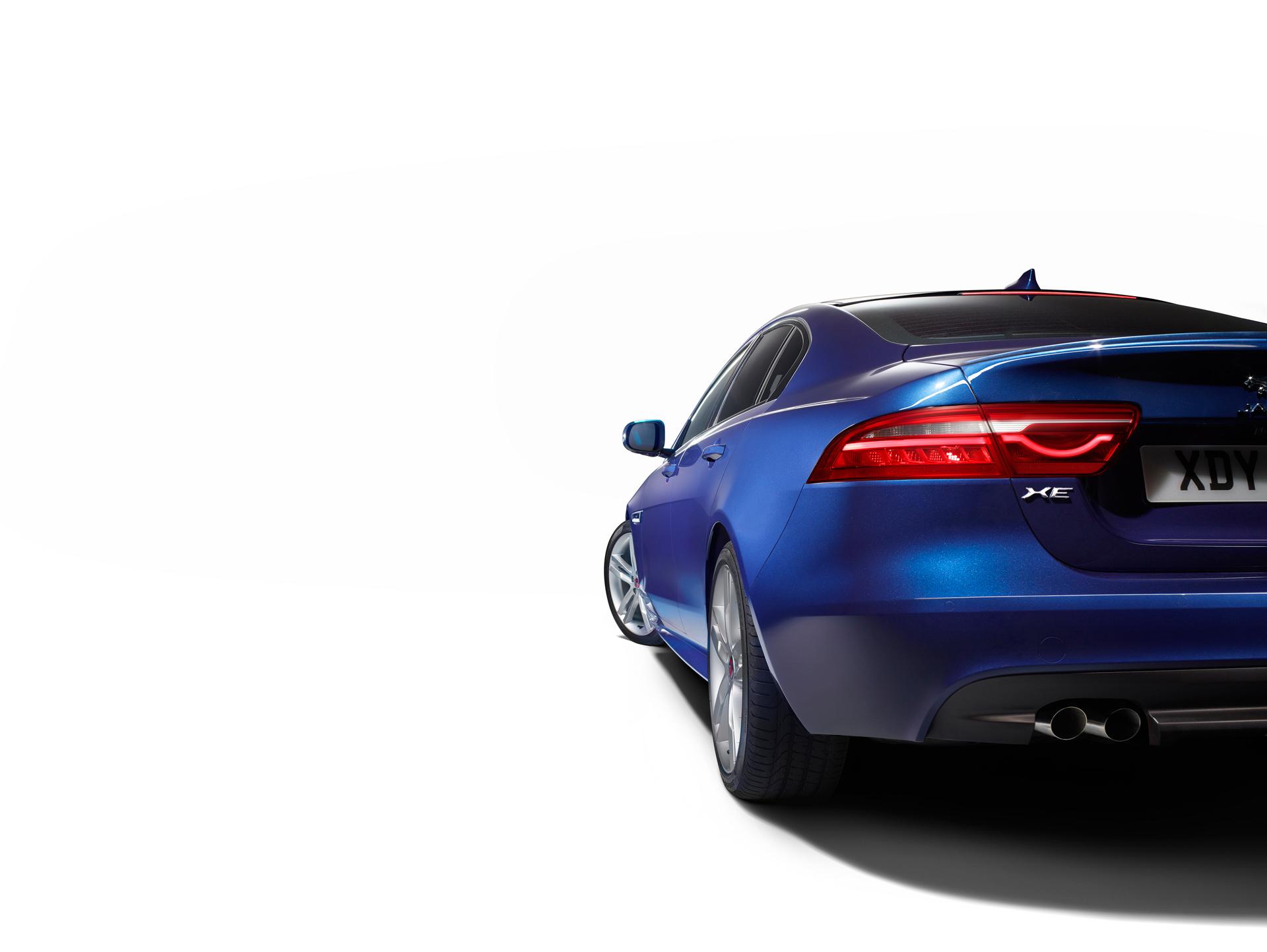 Jaguar XE - extérieur arrière