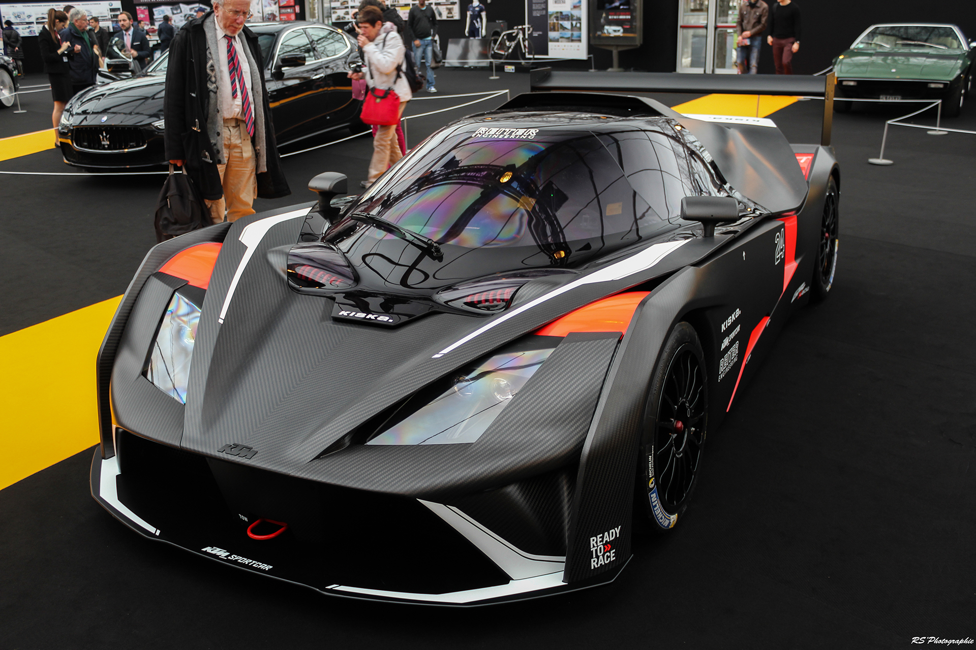 KTM X-Bow GT4 - Exposition Concept cars 2016 - Arnaud Demasier RS Photographie