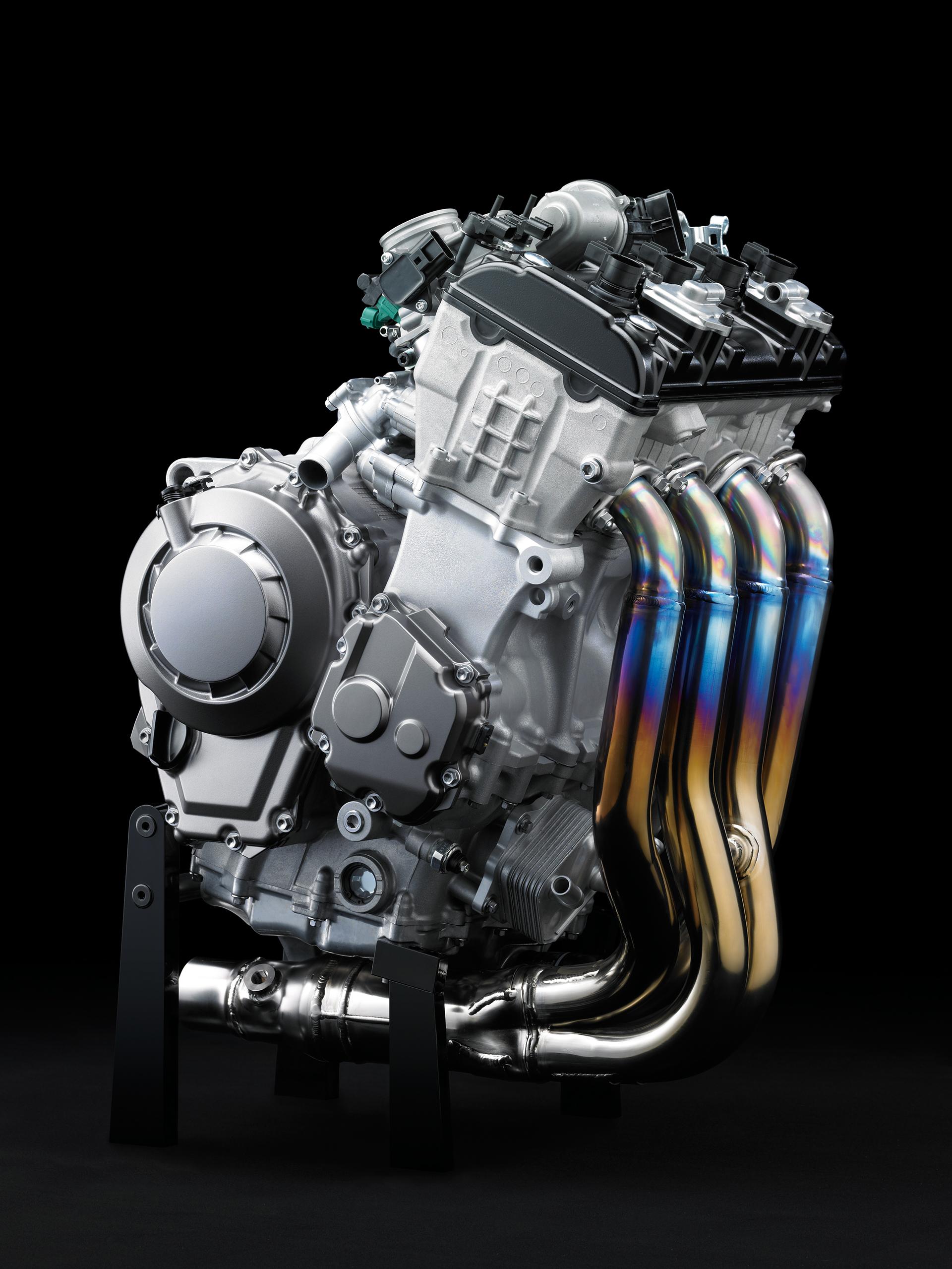 Kawasaki Ninja ZX-10R 2016 - moteur / engine