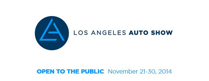 LA Auto Show 2014 - logo