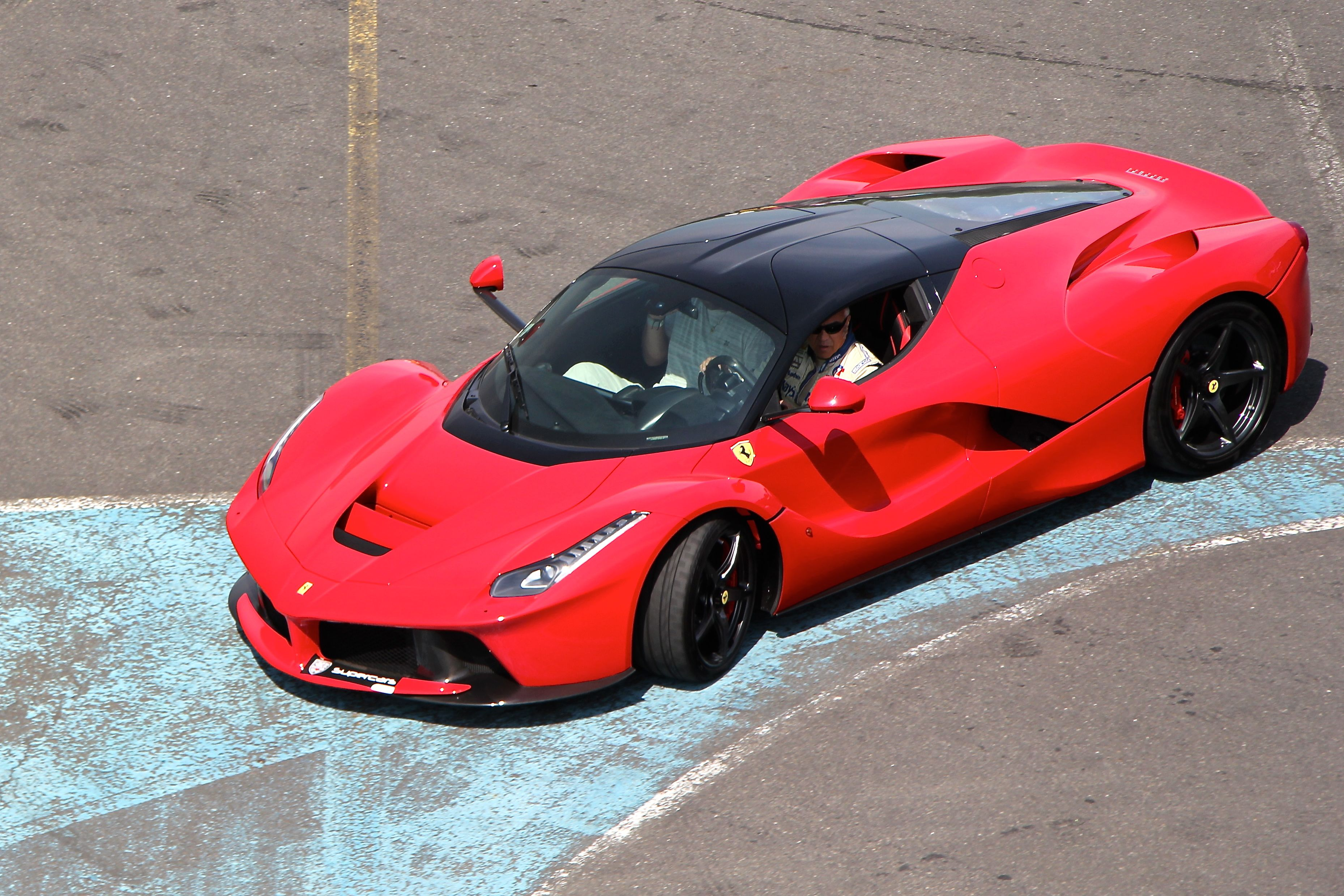 LaFerrari - Sport et Collection 2015 - Photographie Ludo