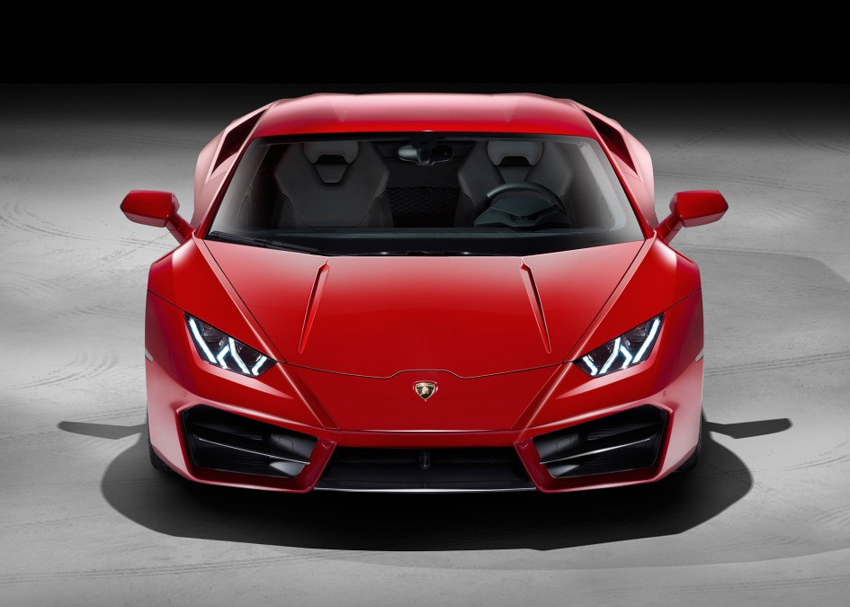 Lamborghini Huracán LP 580-2 - avant / front