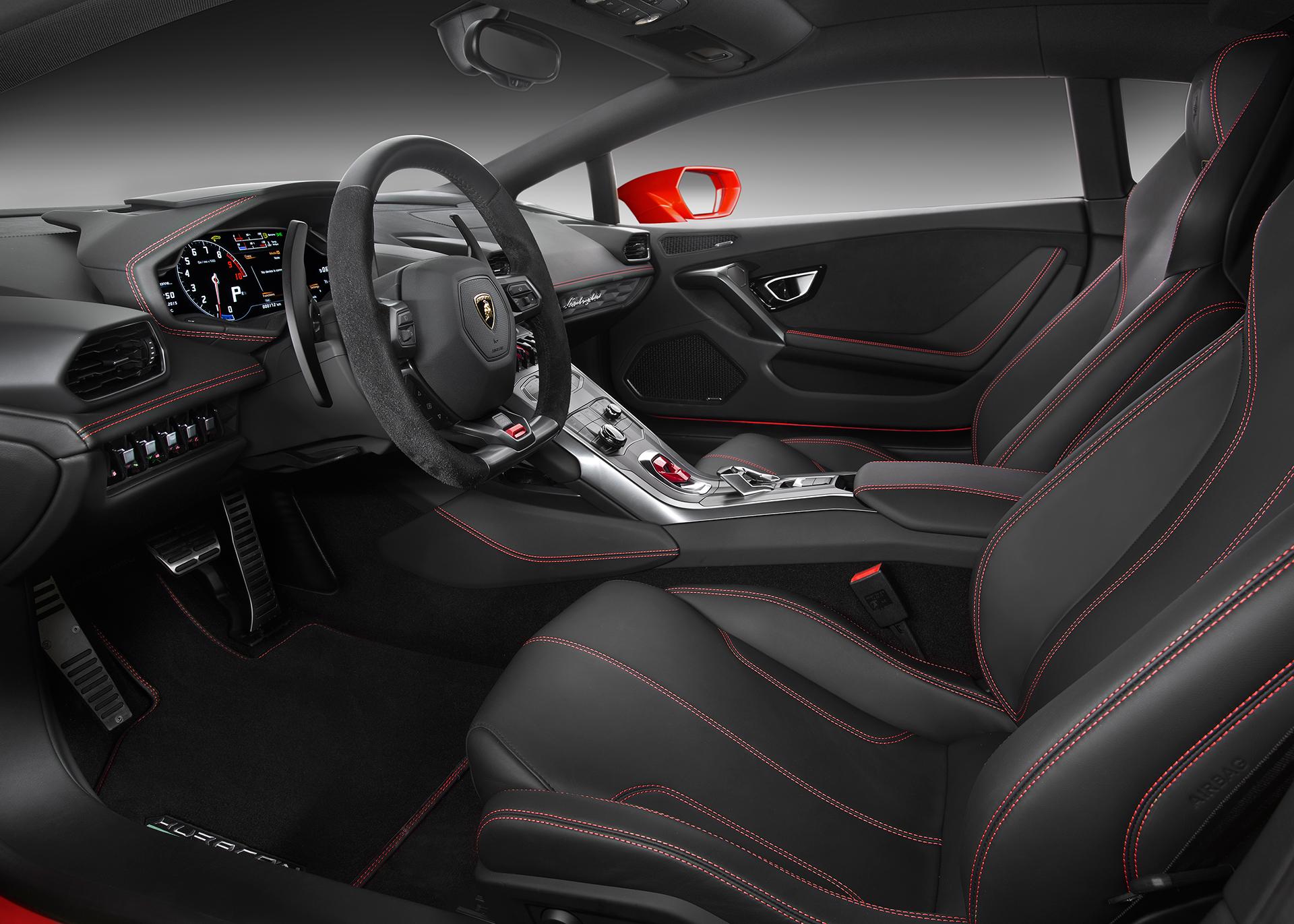Lamborghini Huracán LP 580-2 - siège / seat