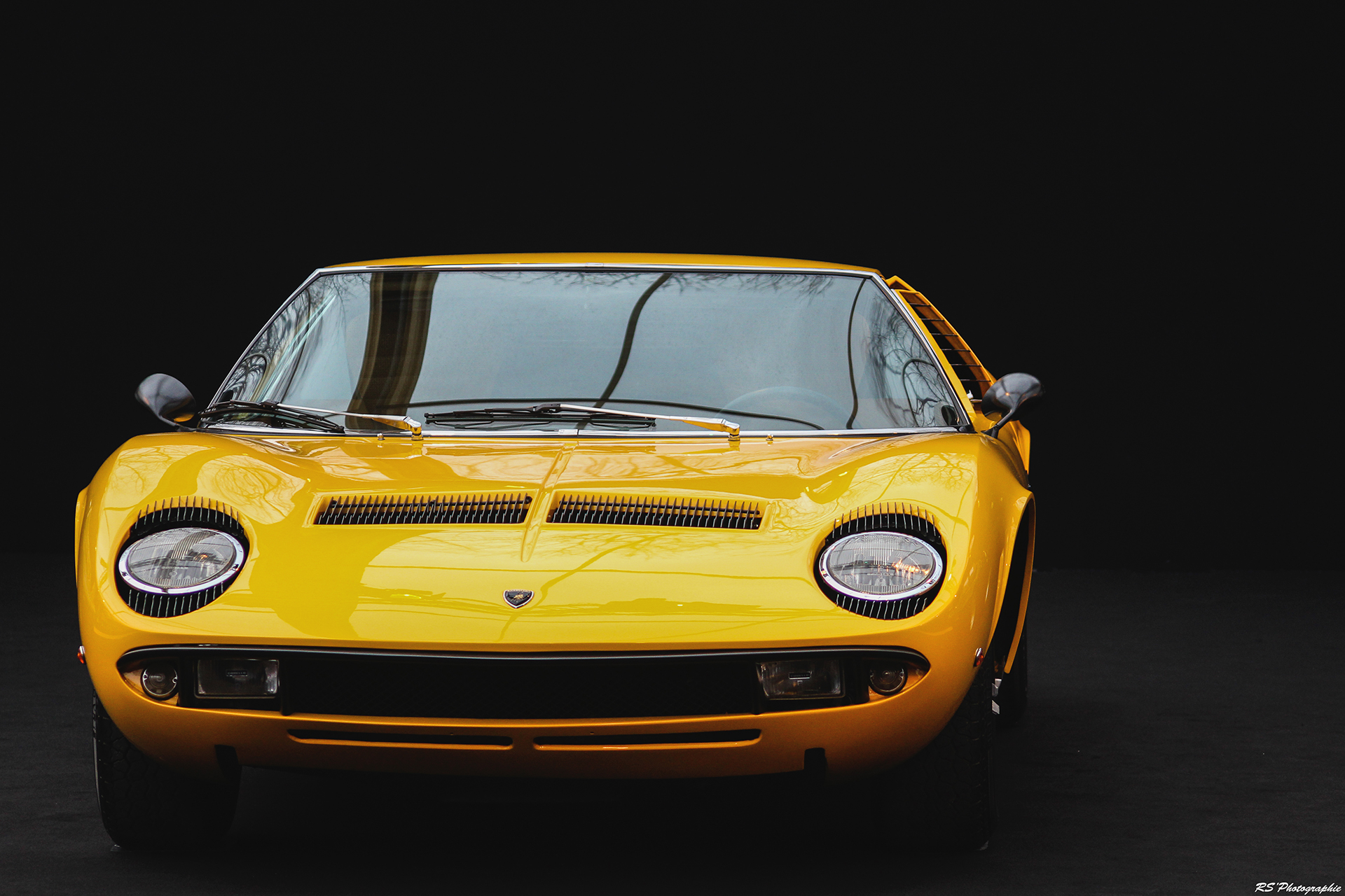 Lamborghini Miura - Exposition Concept cars 2016 - Arnaud Demasier RS Photographie