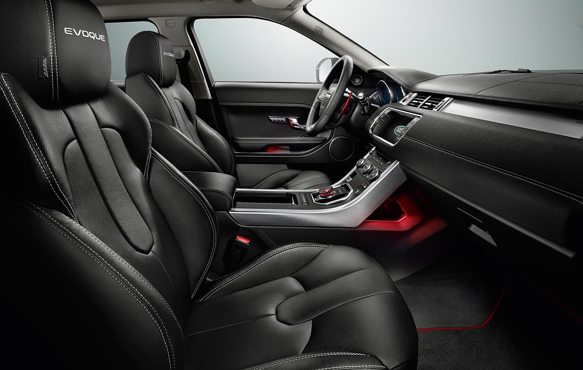 range rover evoque nw8 special edition intrieur interior