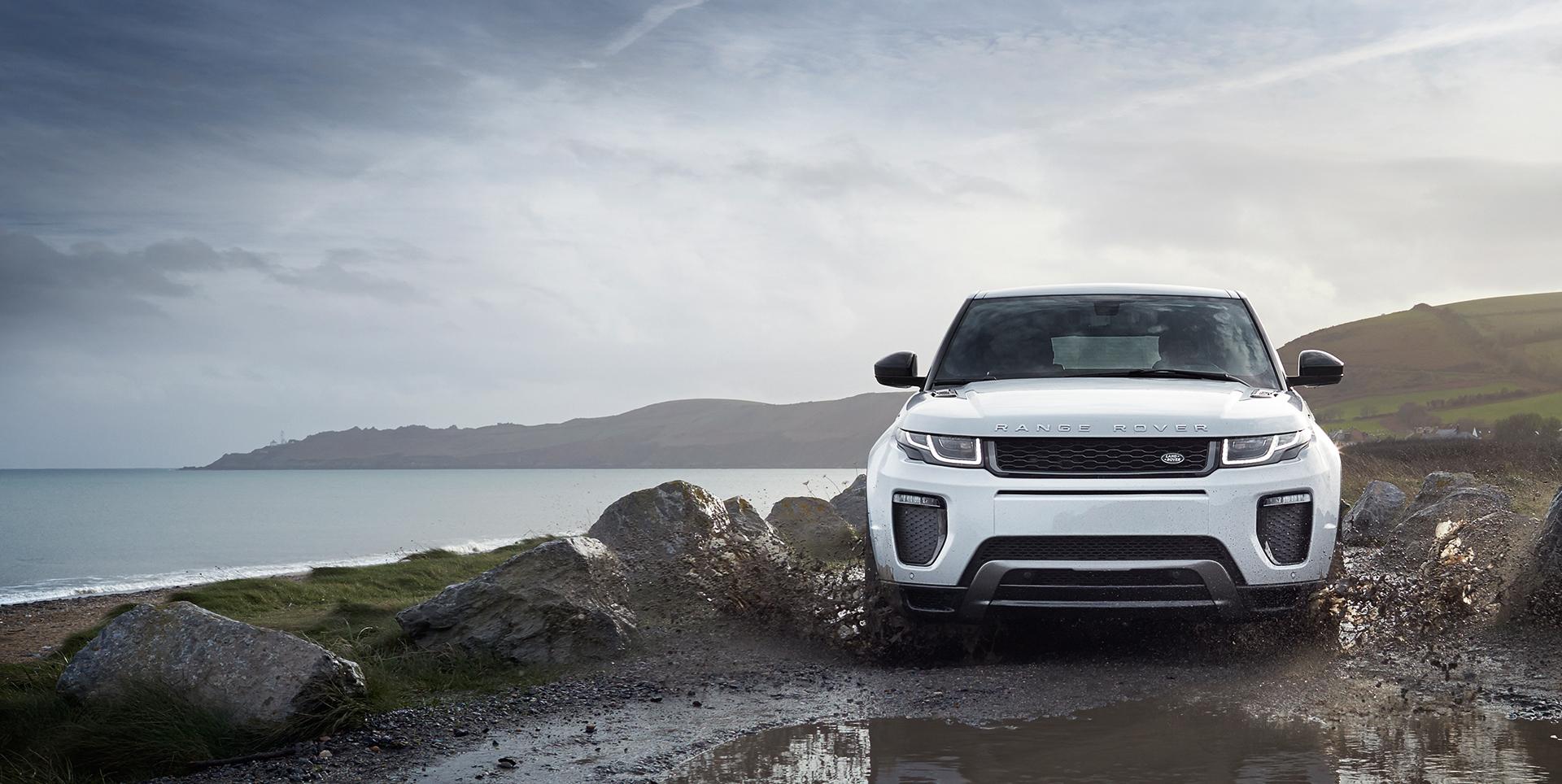Land Rover Range Rover Evoque - 2016 - avant / front