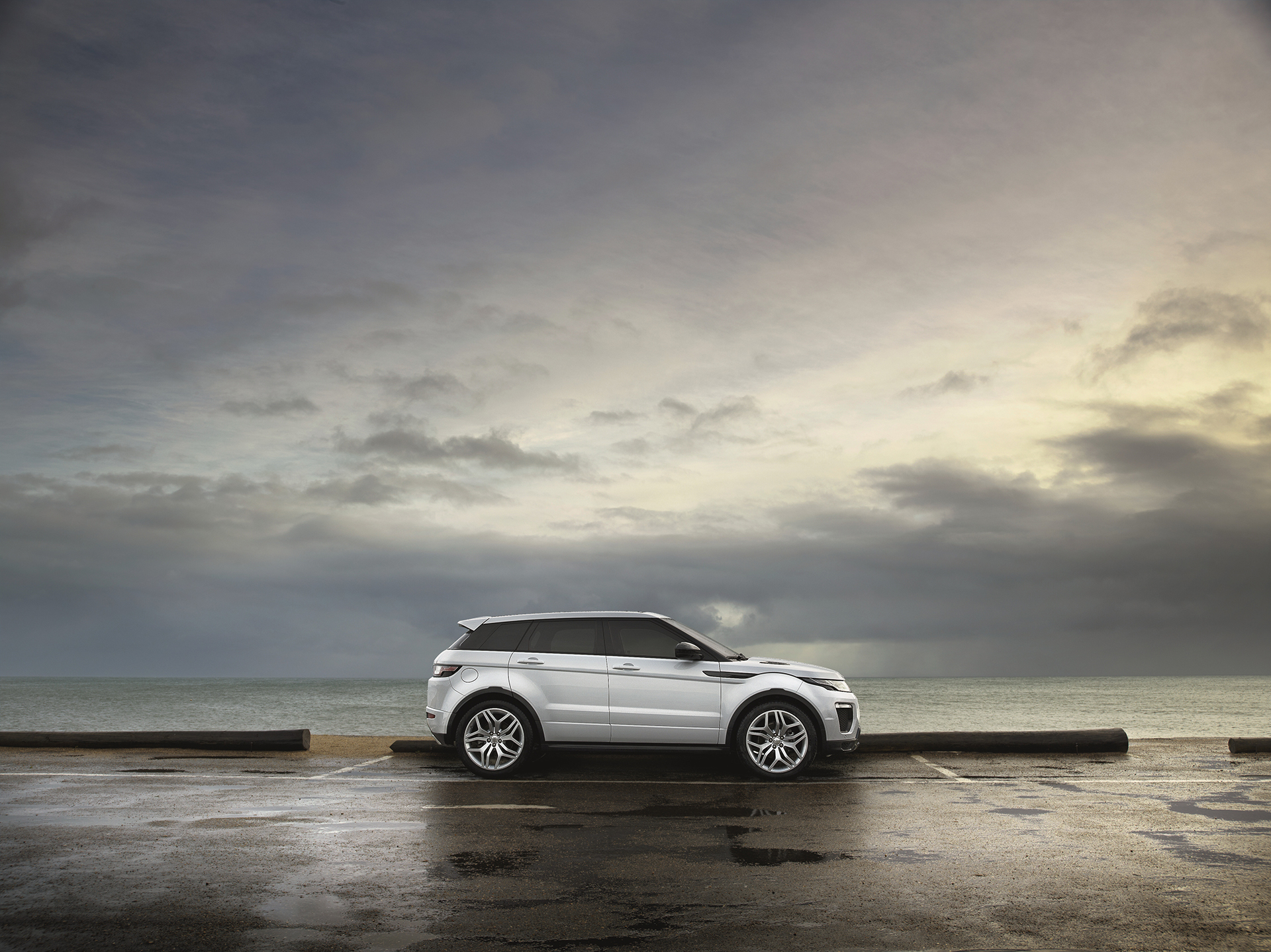 Land Rover Range Rover Evoque - 2016 - profil / side-face