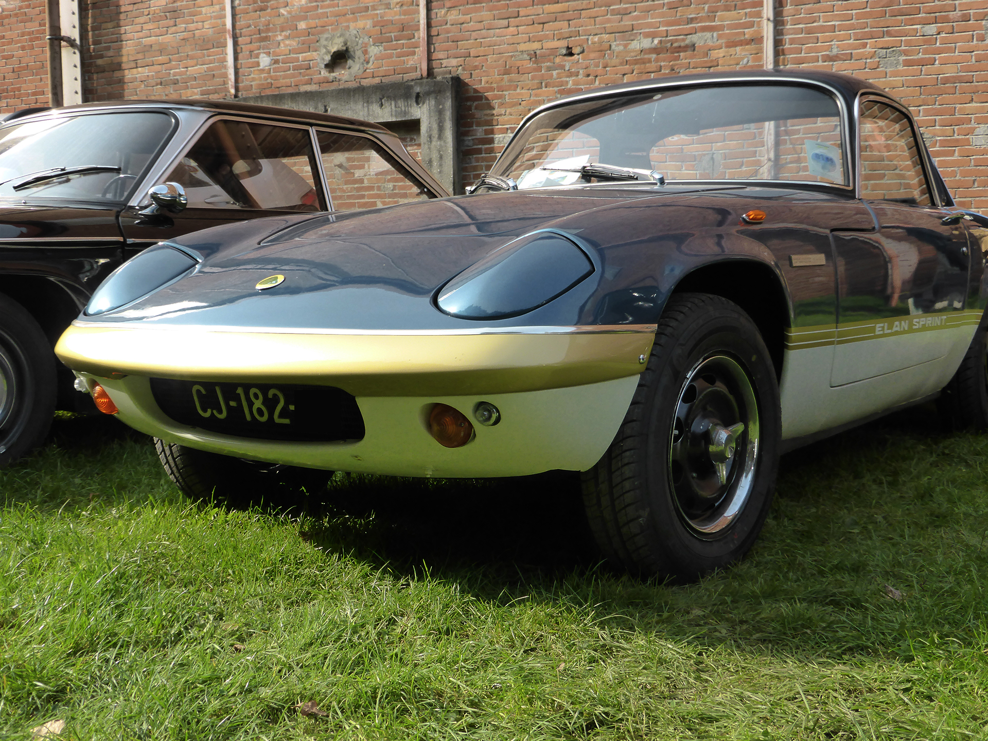 Lotus Elan Sprint - Lorient 2015 - photo ELJ - DESIGNMOTEUR