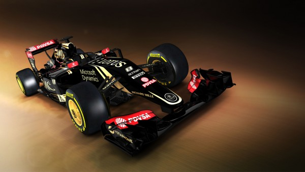 Lotus F1 Team E23 Hybrid - présentation