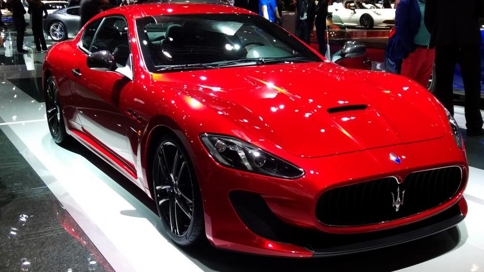 Maserati Stradale - Paris 2014 - DESIGNMOTEUR