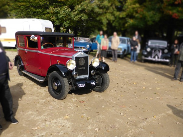 Mathis 1930s Emysix - Lorient 2015 - photo ELJ - DESIGNMOTEUR
