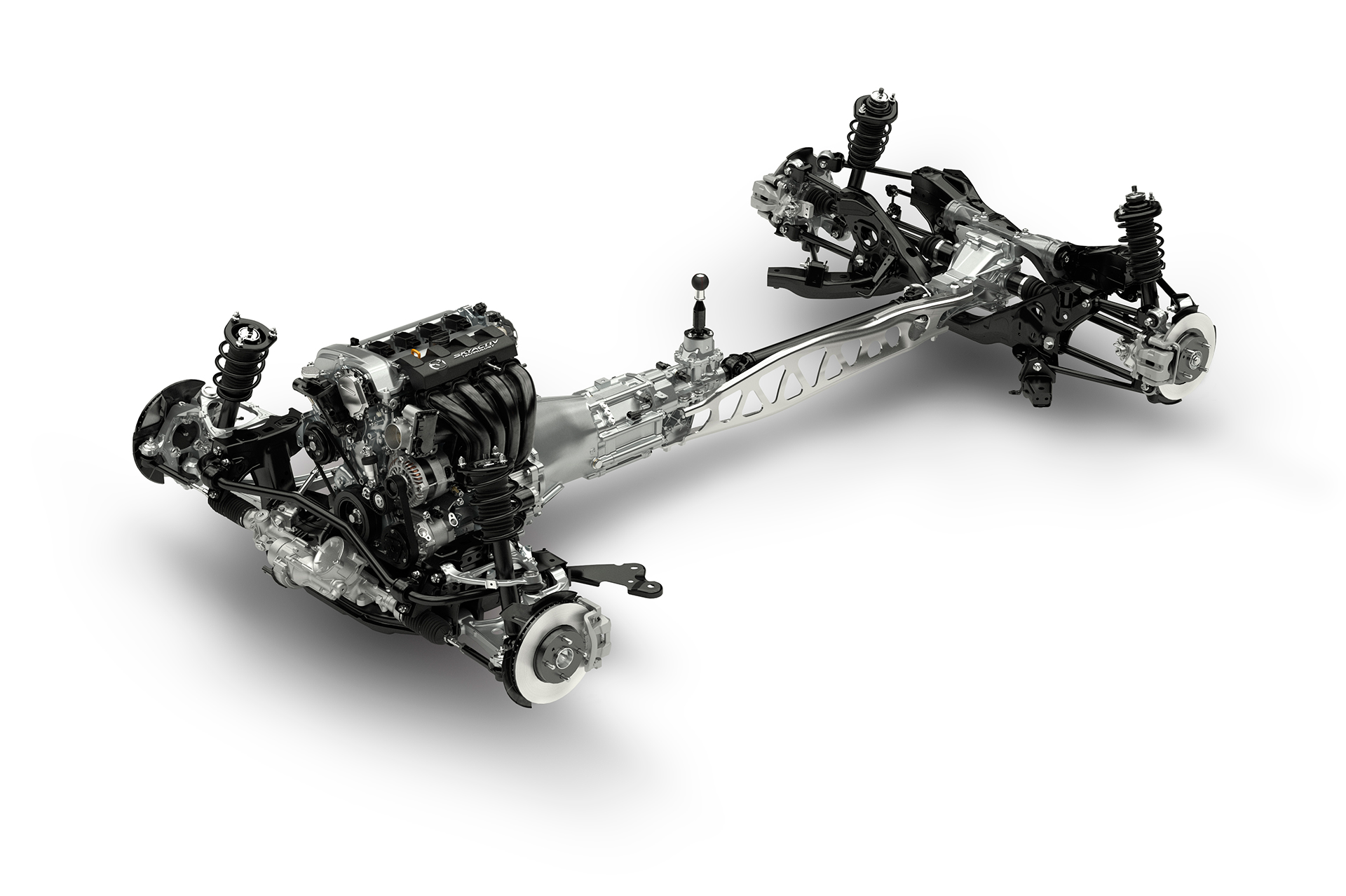 Mazda MX-5 - 2016 - powertrain