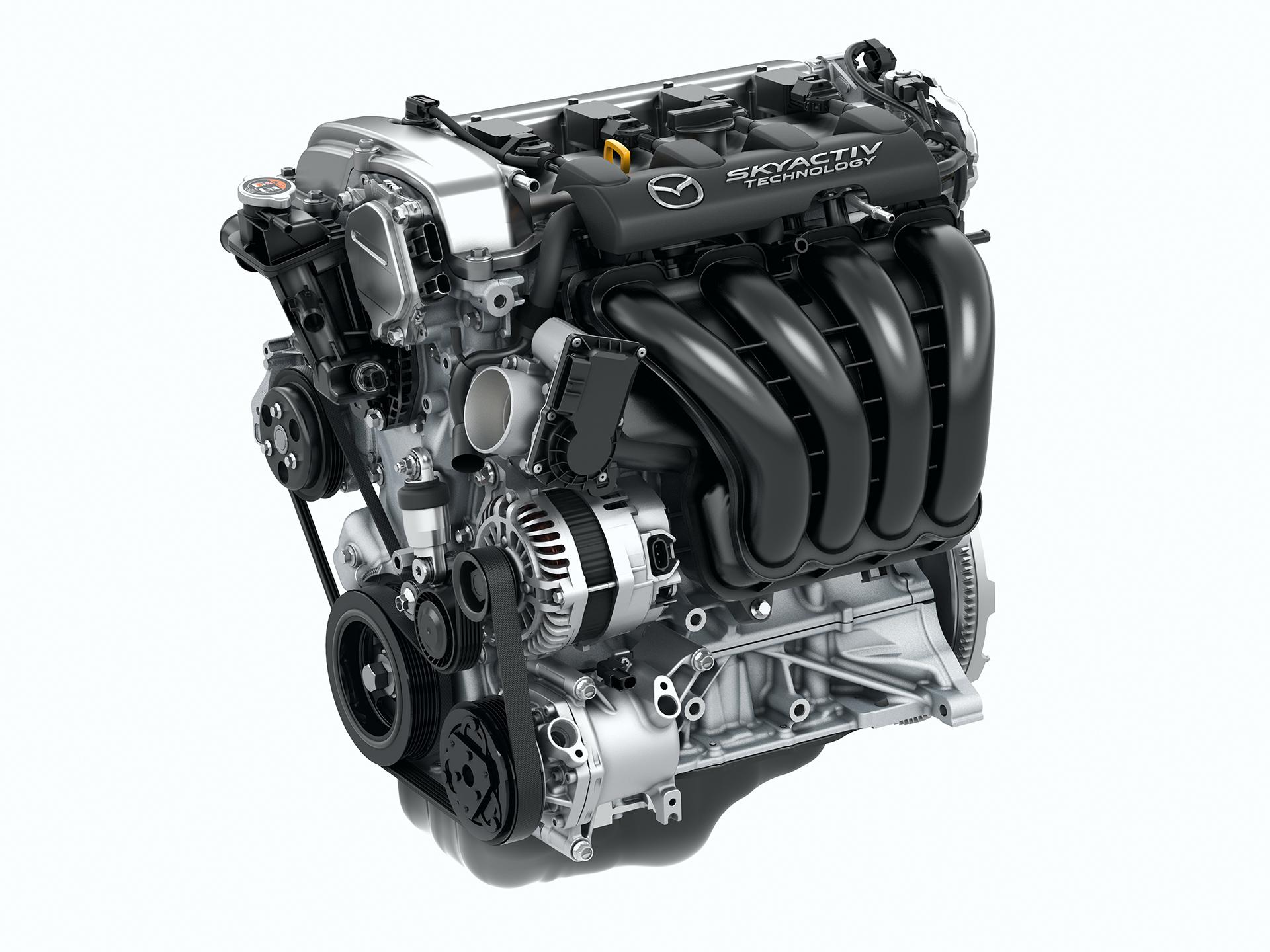 Mazda MX-5 - 2016 - moteur / engine