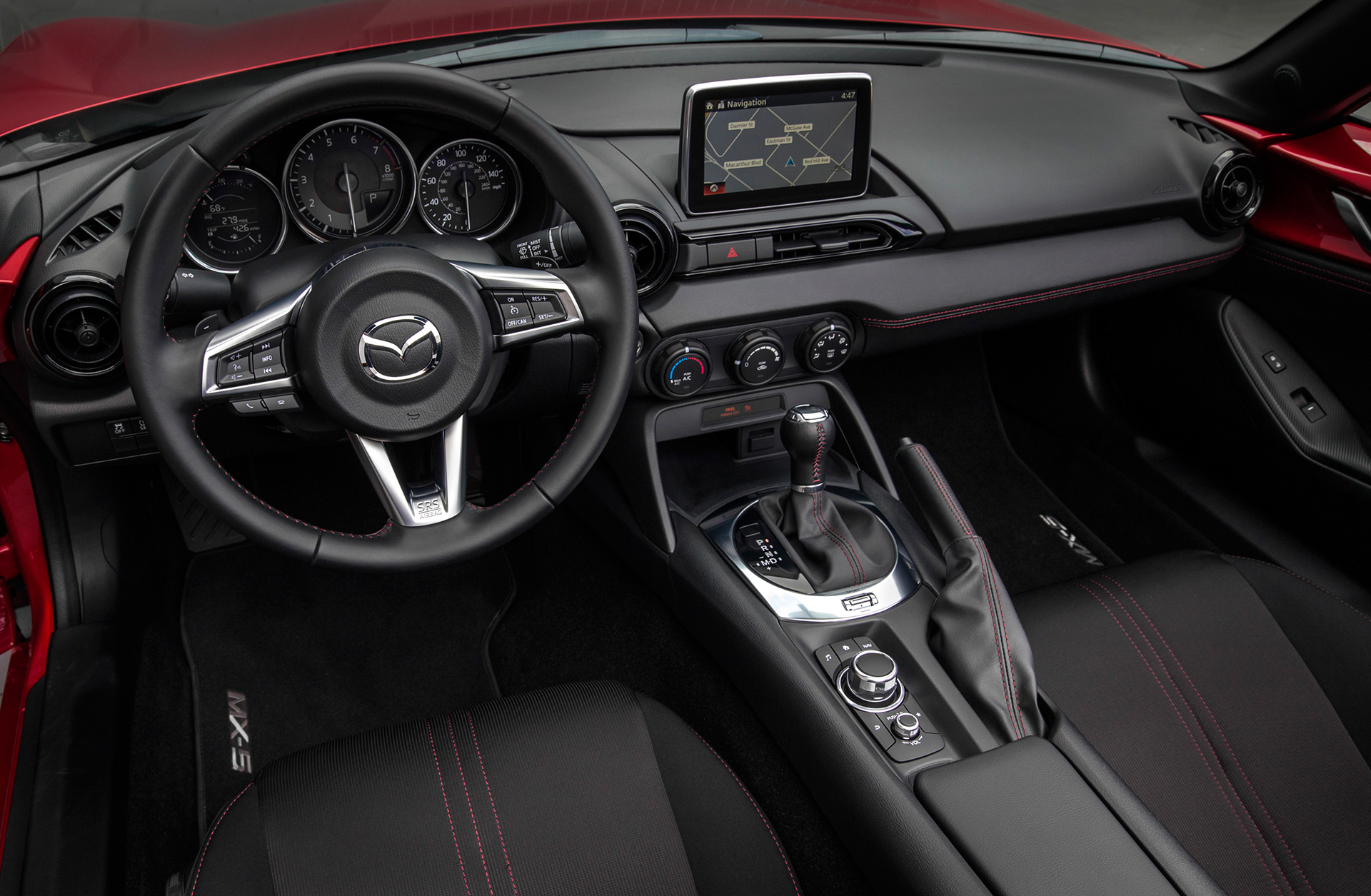 Mazda MX-5 - 2016 - volant / racing wheel