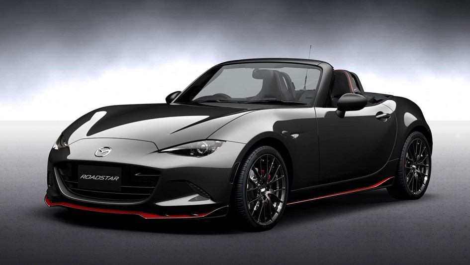 mazda mx 5 racing concept pr sentation de la mazda mx 5. Black Bedroom Furniture Sets. Home Design Ideas