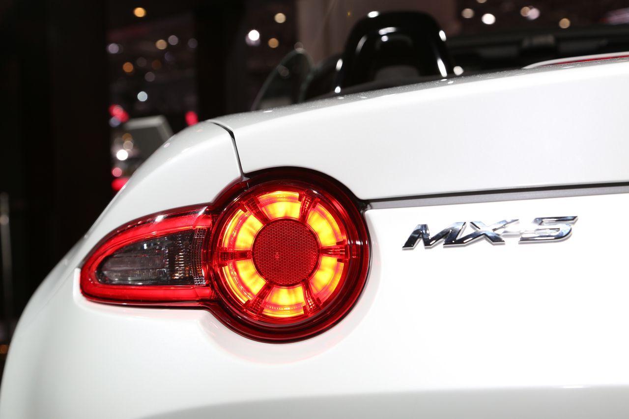 Mazda MX5 - Geneva - 2015 - Clément Choulot