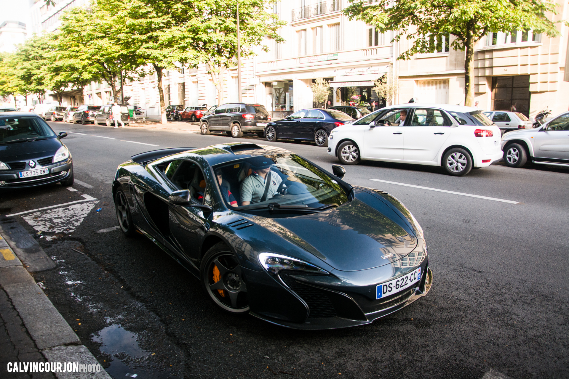 McLaren 650S - Edition Le Mans by MSO - 2015 - photo Calvin Courjon