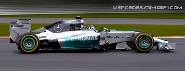 Mercedes AMG W05