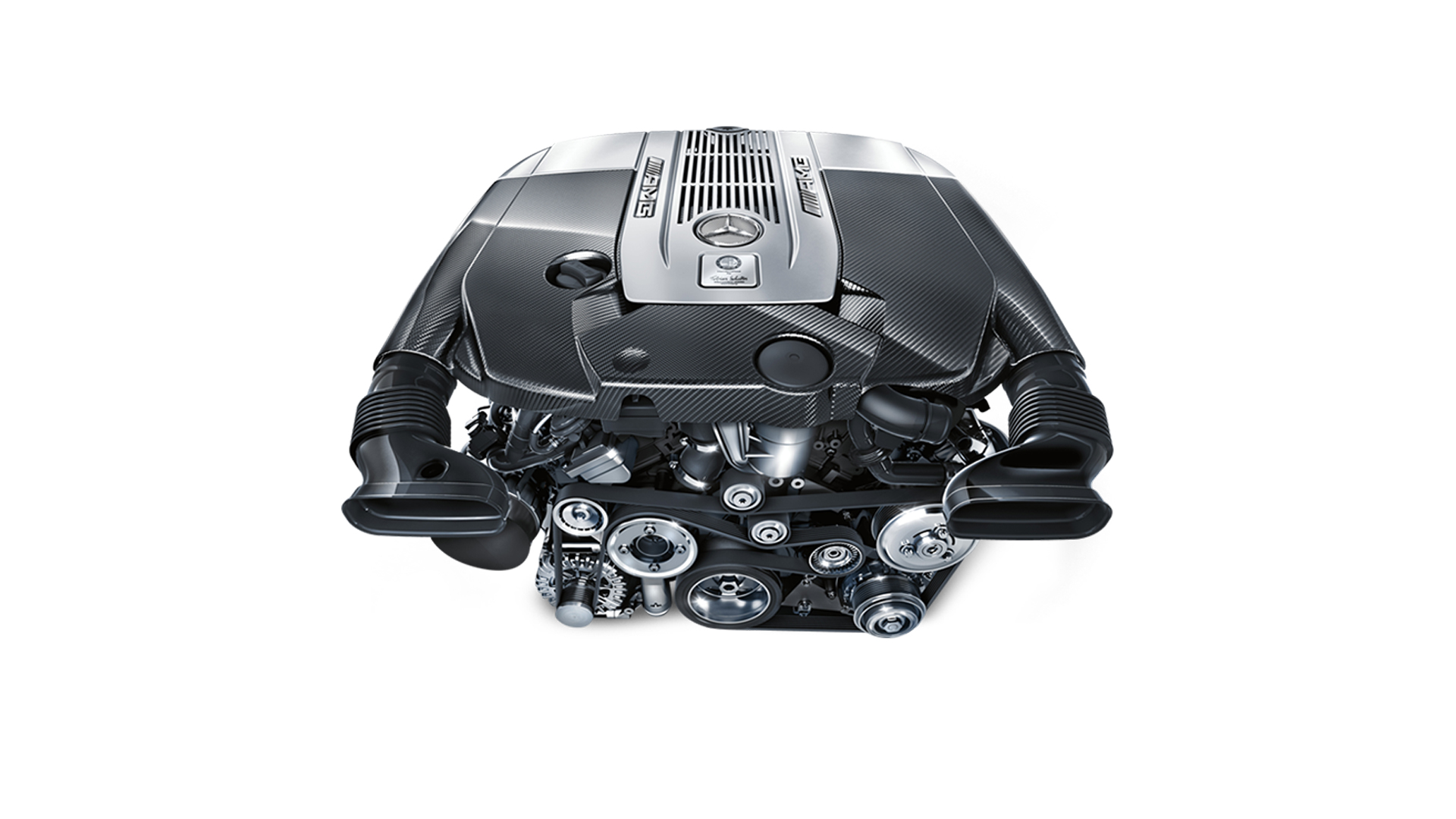 Mercedes-AMG 6.0-litre V12 biturbo engine