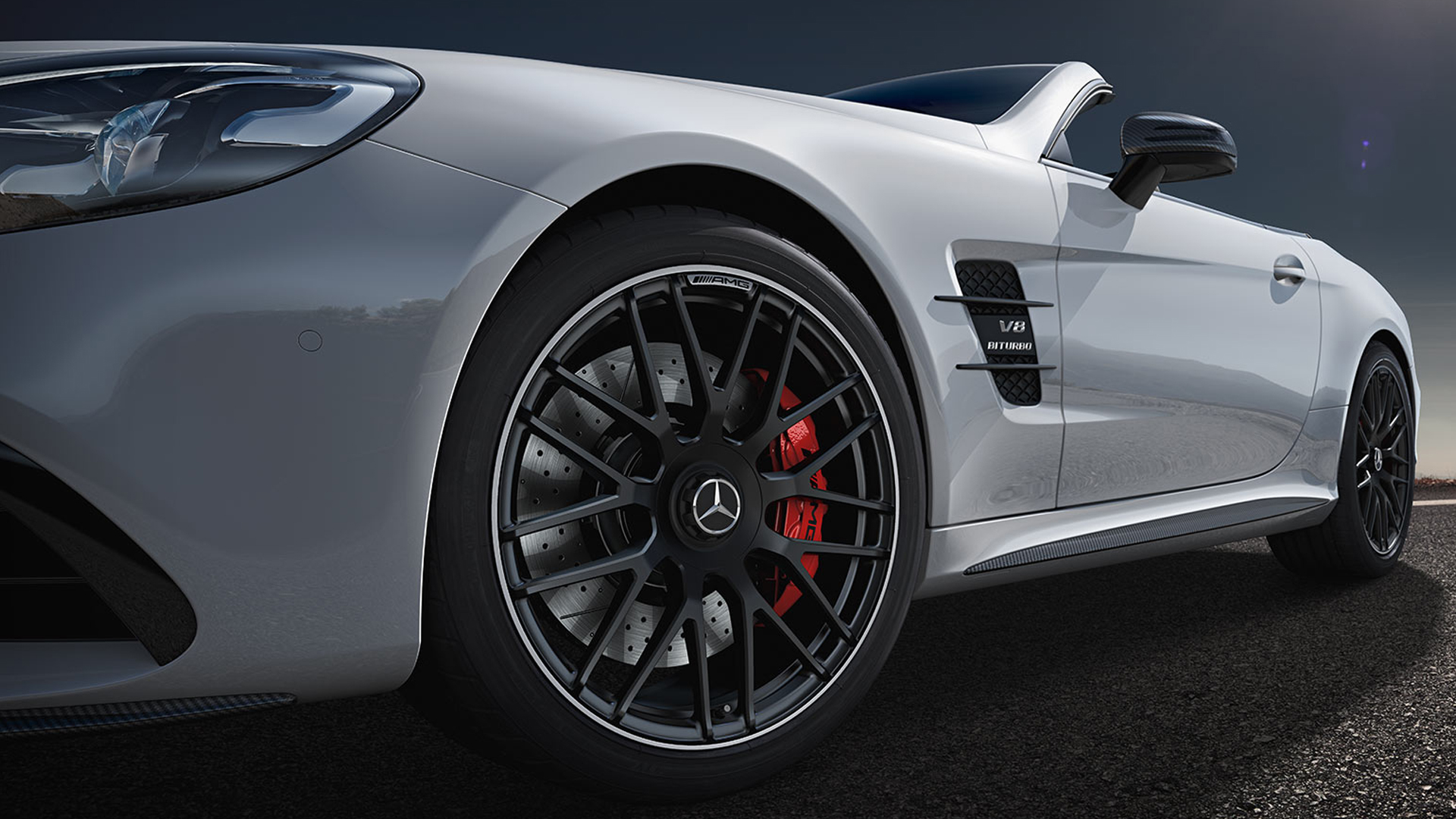 Mercedes-AMG SL 63 - jante / wheel