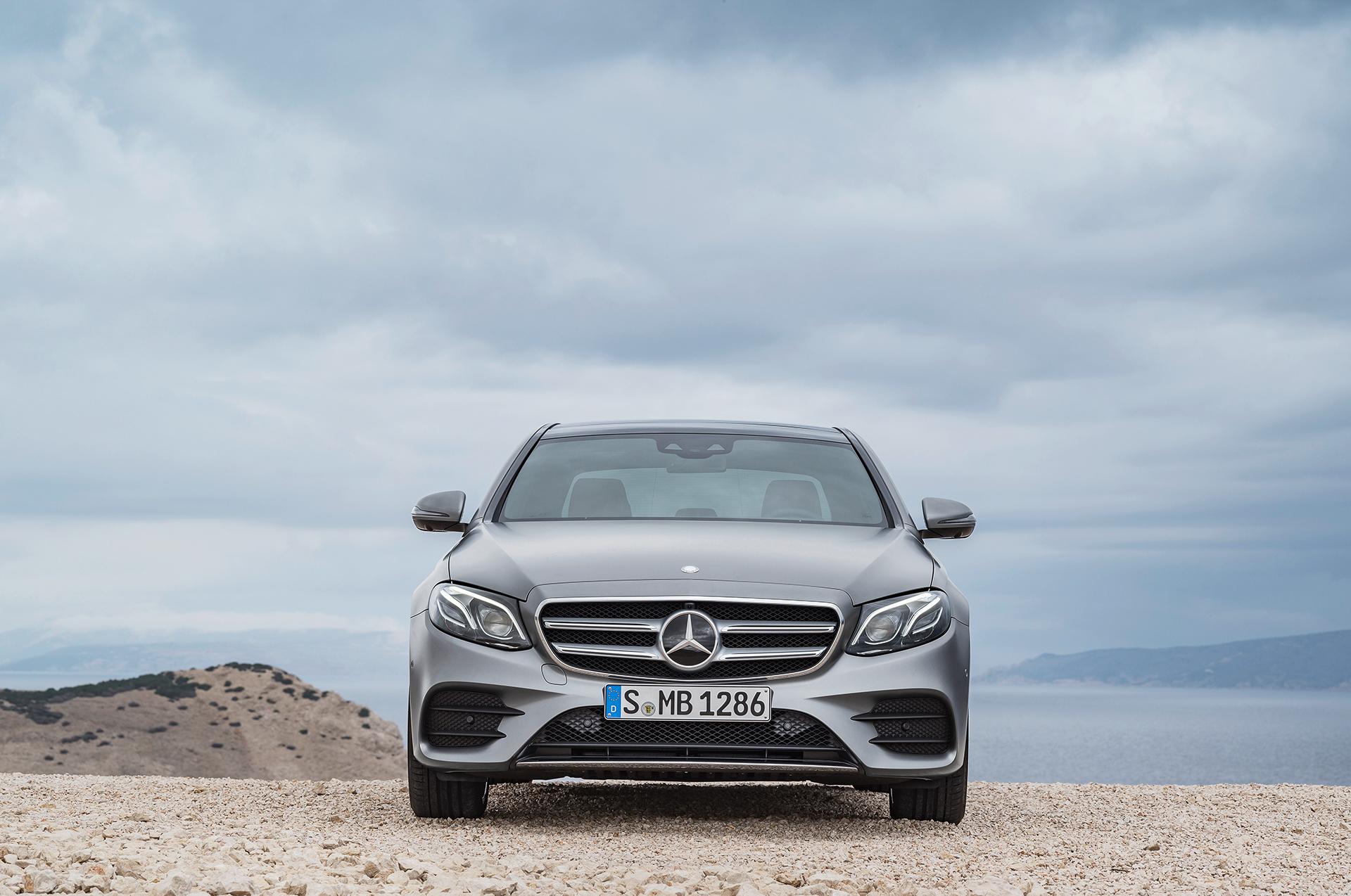 Mercedes-Benz E Class - 2016 - E400 - front / avant