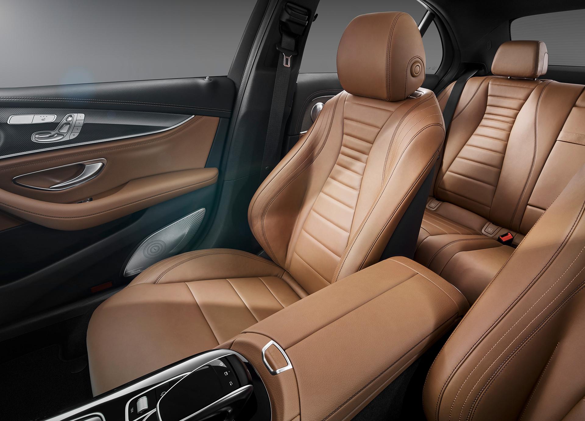 Mercedes-Benz E Class - 2016 - seats / sièges