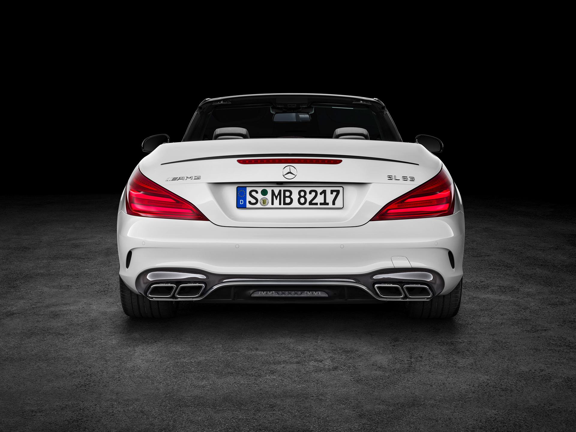 Mercedes-Benz SL AMG - 2016 - arrière / rear