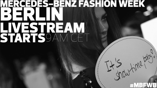 Mercedes-Benz Fashion Week 2015 Berlin